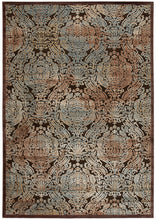 Load image into Gallery viewer, Nourison Graphic Illusions Chocolate Area Rug GIL09 CHO