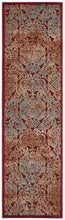 Load image into Gallery viewer, Nourison Graphic Illusions Red Area Rug GIL09 RED