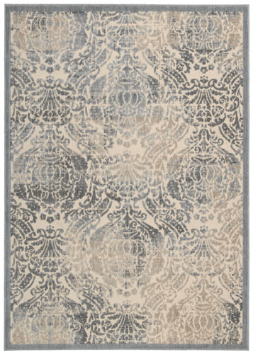 Nourison Graphic Illusions Sky Area Rug GIL09 SKY