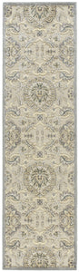 Nourison Graphic Illusions Ivory Area Rug GIL12 IV