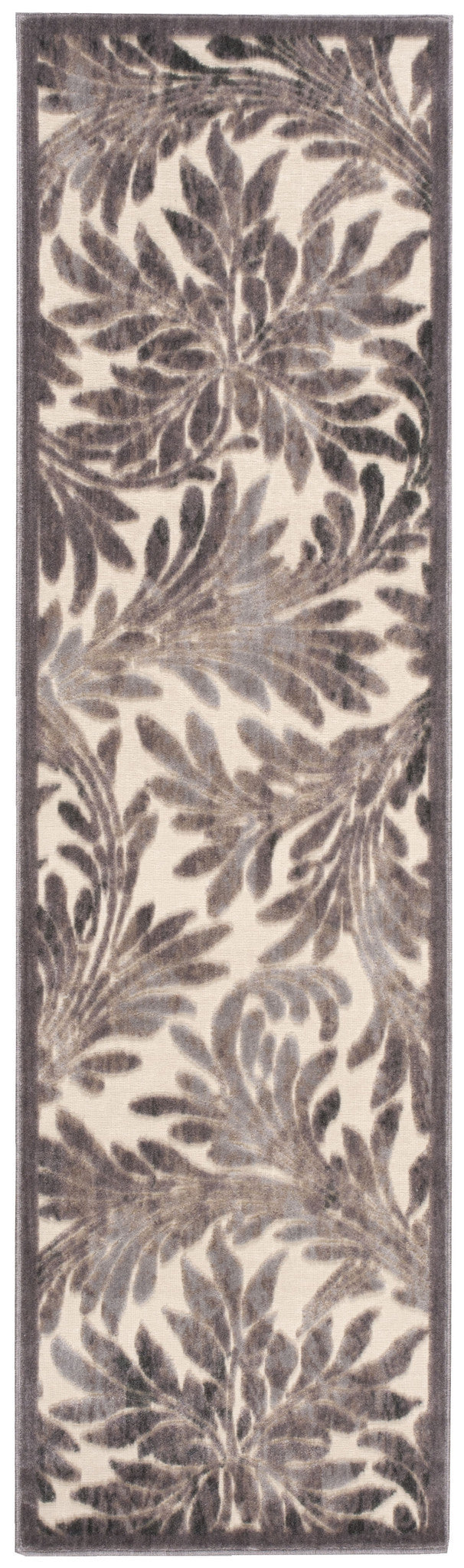Nourison Graphic Illusions Ivory Area Rug GIL19 IV