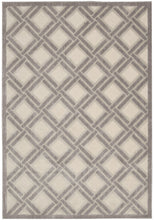 Load image into Gallery viewer, Nourison Graphic Illusions Ivory Area Rug GIL21 IV