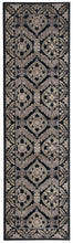 Load image into Gallery viewer, Nourison Graphic Illusions Black Area Rug GIL24 BLK