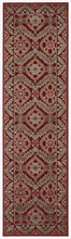 Load image into Gallery viewer, Nourison Graphic Illusions Red Area Rug GIL24 RED