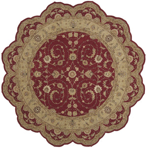 Nourison Heritage Hall Lacquer Area Rug HE04 LAC