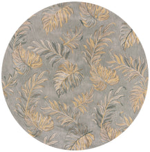 Load image into Gallery viewer, Kas Rugs Havana 2639 Grey Palms Area Rug