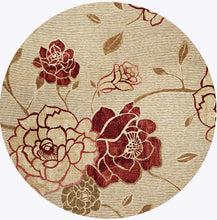 Load image into Gallery viewer, Kas Rugs Horizon 5709 Sage Green Flora Area Rug