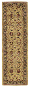 Nourison India House Gold Area Rug IH17 GLD