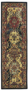 Nourison India House Multicolor Area Rug IH23 MTC
