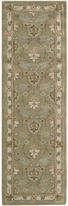 Nourison India House Sage Area Rug IH76 SAG