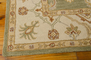 Nourison India House Kiwi Area Rug IH87 KIWI (Rectangle)