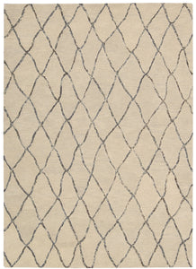 Barclay Butera Intermix Sand Area Rug By Nourison INT02 SAND (Rectangle) | BOGO USA