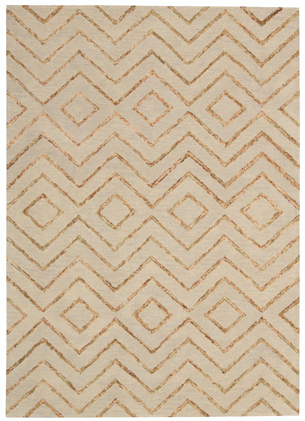 Barclay Butera Intermix Sand Area Rug By Nourison INT04 SAND (Rectangle) | BOGO USA