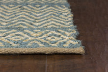 Load image into Gallery viewer, Kas Rugs Izteca 0369 Aqua Horizon Area Rug