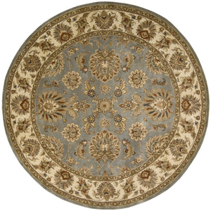 Nourison Jaipur Light Blue Area Rug JA32 LTB