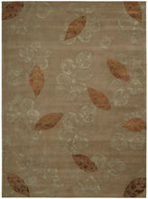 Load image into Gallery viewer, Nourison Julian Brown Area Rug JL62 BRN