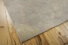 Load image into Gallery viewer, Nourison Julian Grey Area Rug JL62 GRY (Rectangle)