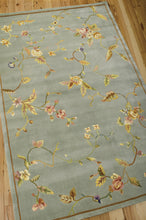 Load image into Gallery viewer, Nourison Julian Aqua Area Rug JL91 AQU
