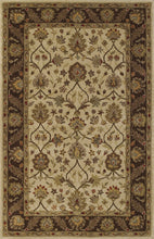 Load image into Gallery viewer, Dalyn Jewel Ivory/Chocolate Jw33 Area Rug
