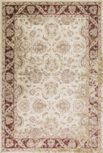 Load image into Gallery viewer, Kas Rugs Jasmine 3759 Ivory/Red Traditions Area Rug