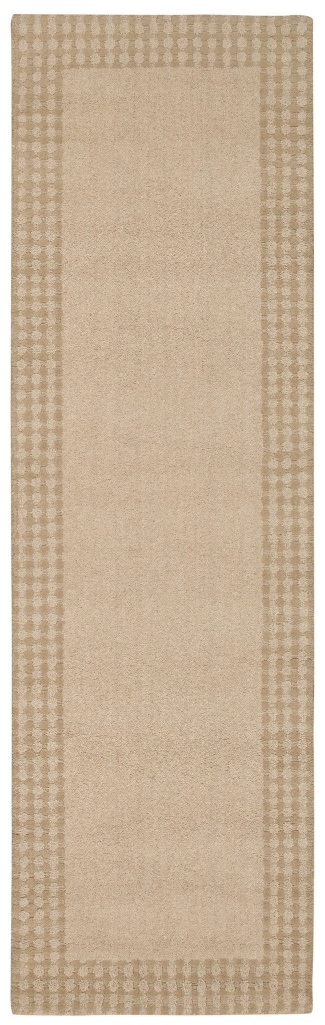 Kathy Ireland Cottage Grove Bisque Area Rug By Nourison KI700 BISQU