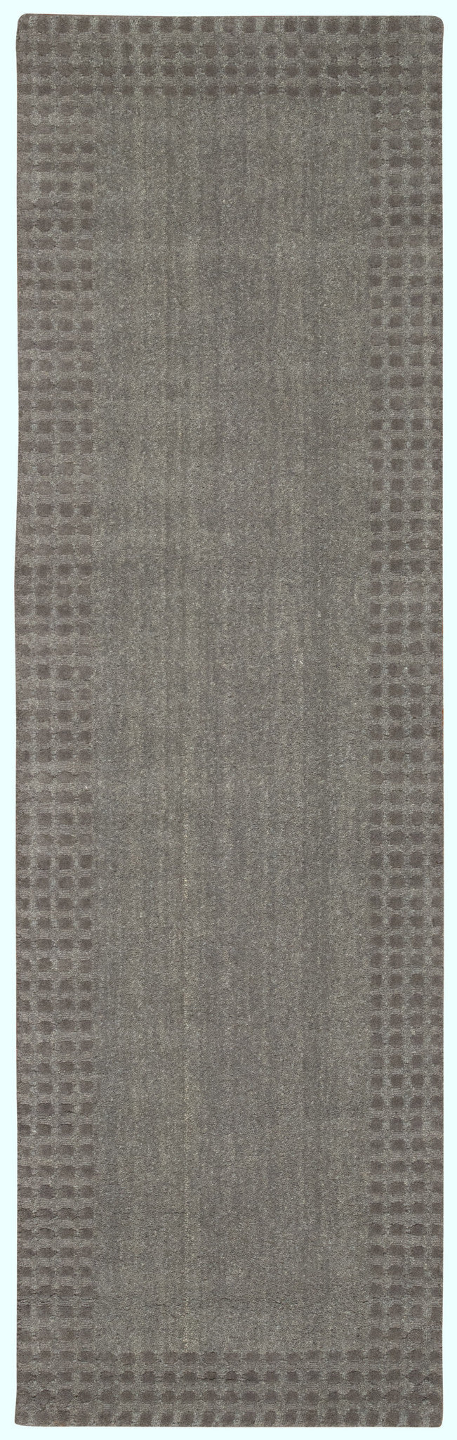 Kathy Ireland Cottage Grove Steel Area Rug By Nourison KI700 STEEL