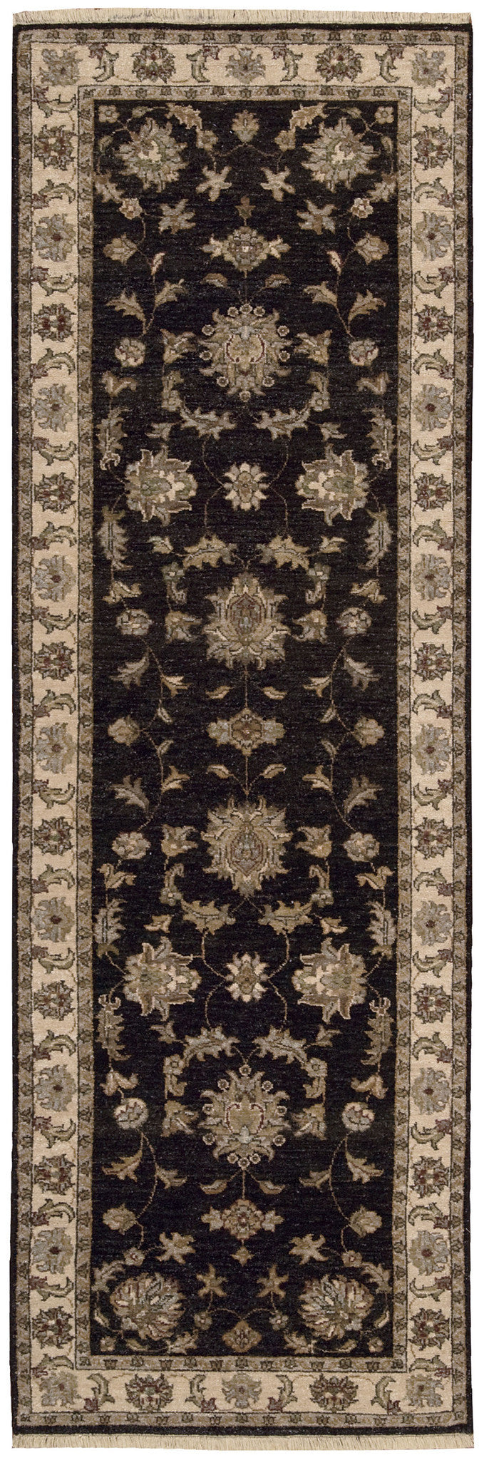 Nourison Legend Midnight Area Rug LD02 MID
