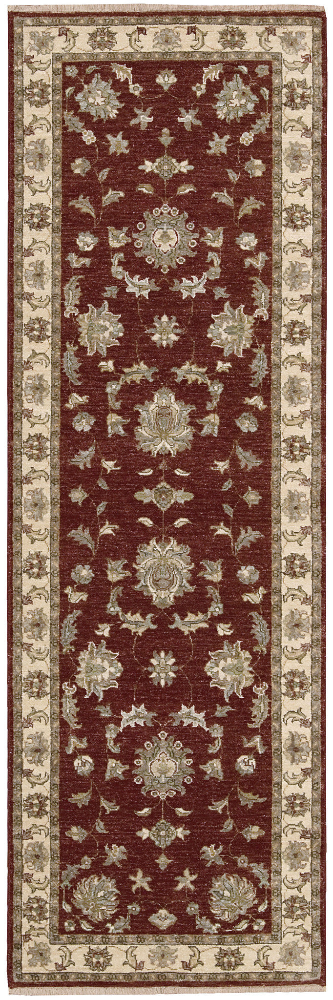 Nourison Legend Red Area Rug LD02 RED