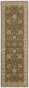 Nourison Legend Chocolate Area Rug LD04 CHO