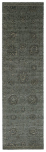 Nourison Luminance Graphite Area Rug LUM06 GRAPH