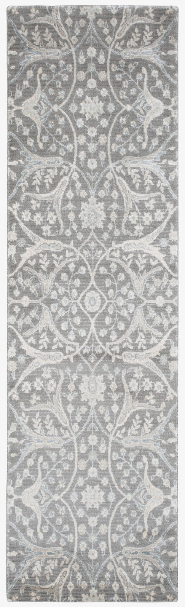 Nourison Luminance Steel Area Rug LUM08 STEEL