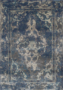 Dalyn Lavita Pewter Lv80 Area Rug