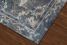 Load image into Gallery viewer, Dalyn Lavita Pewter Lv80 Area Rug