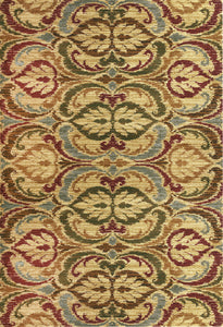 Kas Rugs Lifestyles 5466 Gold Firenze Area Rug