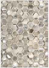 Load image into Gallery viewer, Michael Amini City Chic Silver Area Rug By Nourison MA100 SIL