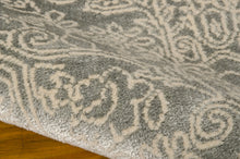 Load image into Gallery viewer, Michael Amini Platine Marine Area Rug By Nourison MA202 MARIN