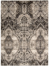 Load image into Gallery viewer, Michael Amini Glistening Nights Light Grey Area Rug By Nourison MA501 LGY