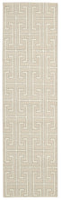 Load image into Gallery viewer, Michael Amini Glistening Nights Beige Area Rug By Nourison MA507 BGE