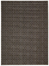 Load image into Gallery viewer, Michael Amini Glistening Nights Grey Area Rug By Nourison MA507 GRY
