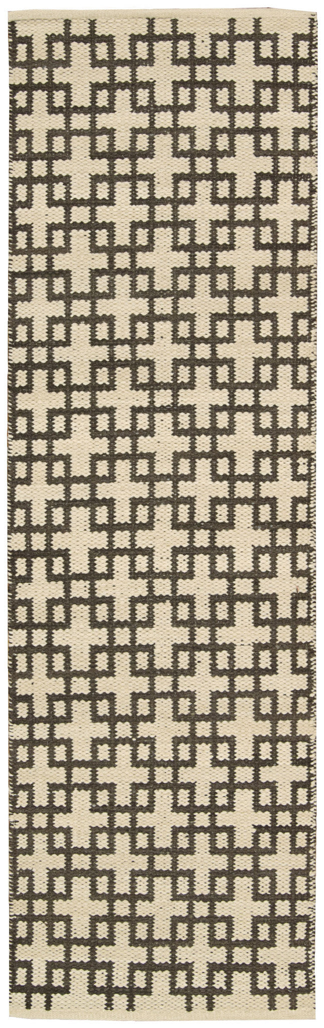 Barclay Butera Maze Bark Area Rug By Nourison MAZ01 BARK (Runner) | BOGO USA
