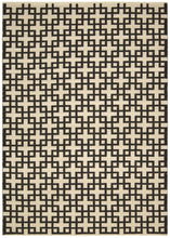 Load image into Gallery viewer, Barclay Butera Maze Midnight Area Rug By Nourison MAZ01 MID (Rectangle) | BOGO USA