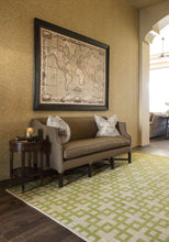 Load image into Gallery viewer, Barclay Butera Maze Moss Area Rug By Nourison MAZ01 MOSS (Rectangle) | BOGO USA