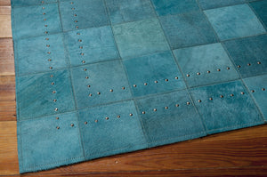 Barclay Butera Medley Sky Area Rug By Nourison MED01 SKY (Rectangle) | BOGO USA