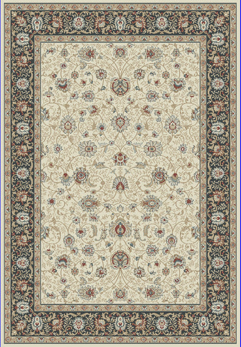 Dynamic Rugs Melody Ivory Classic Rectangle Area Rug
