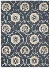 Load image into Gallery viewer, Nourison Marina Navy Area Rug MRN09 NAV