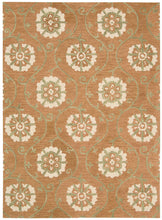 Load image into Gallery viewer, Nourison Marina Persimmon Area Rug MRN09 PER