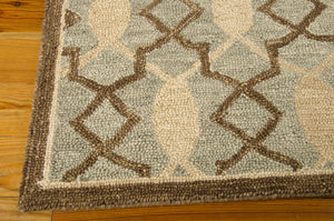 Nourison Marina Light Green Area Rug MRN15 LTG (Rectangle)