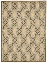 Load image into Gallery viewer, Nourison Marina Light Green Area Rug MRN15 LTG