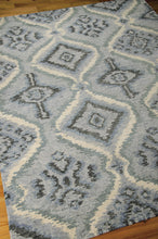 Load image into Gallery viewer, Nourison Tahoe Modern Denim Blue Area Rug MTA06 DENBL