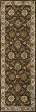 Load image into Gallery viewer, Jaipur Rugs Classic Oriental Pattern Brown/Ivory Wool Area Rug